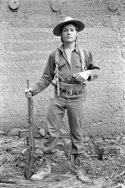 La Cañada, Chalatenango 1981.