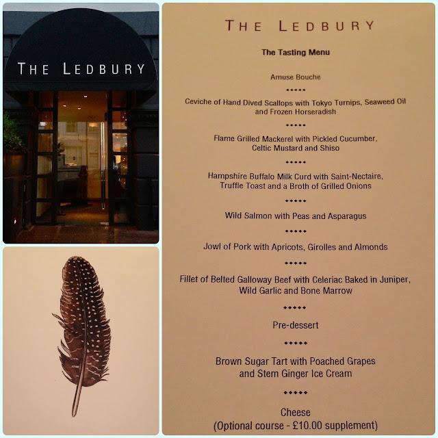 The Ledbury, London