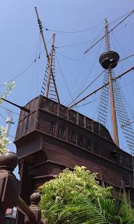 Maritime Museum, Malacca Malaysia