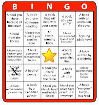 2013 Reading Bingo