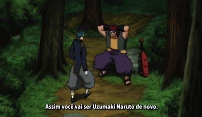 Naruto Shippuden Episódio 233 - Os Impostores de Naruto