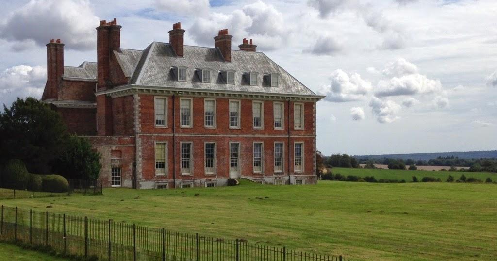National Trust Scones: Uppark House & Garden