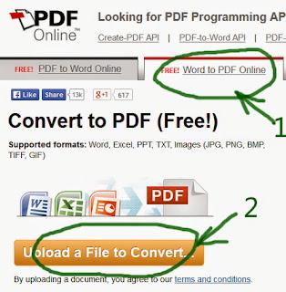 cara cepat convert file word ke pdf