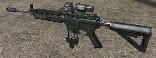 M4A1 - Modern Warfare 3 Weapons