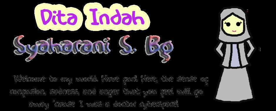 Dita Indah Syaharani