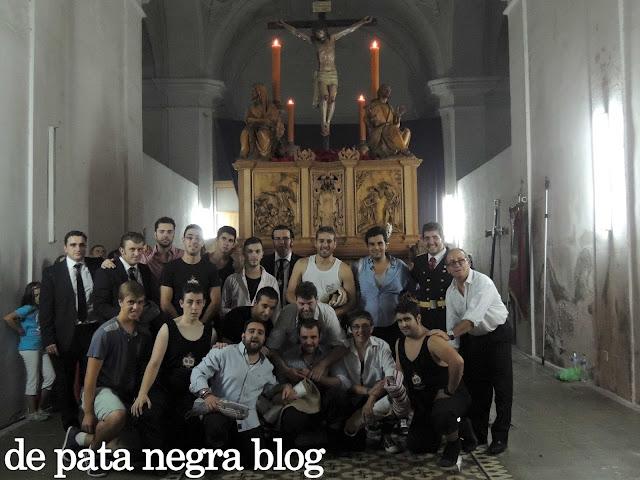 Cristo Valdepeñas Agosto 2013