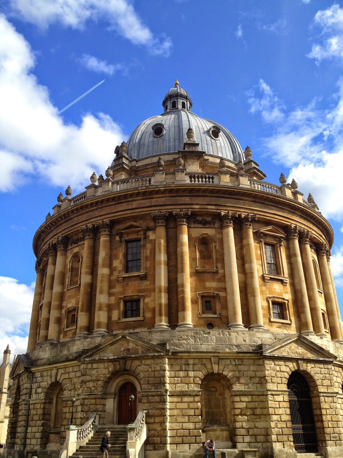Radcliffe Camera Oxford (photo credit: http://researchandramblings.blogspot.com/)
