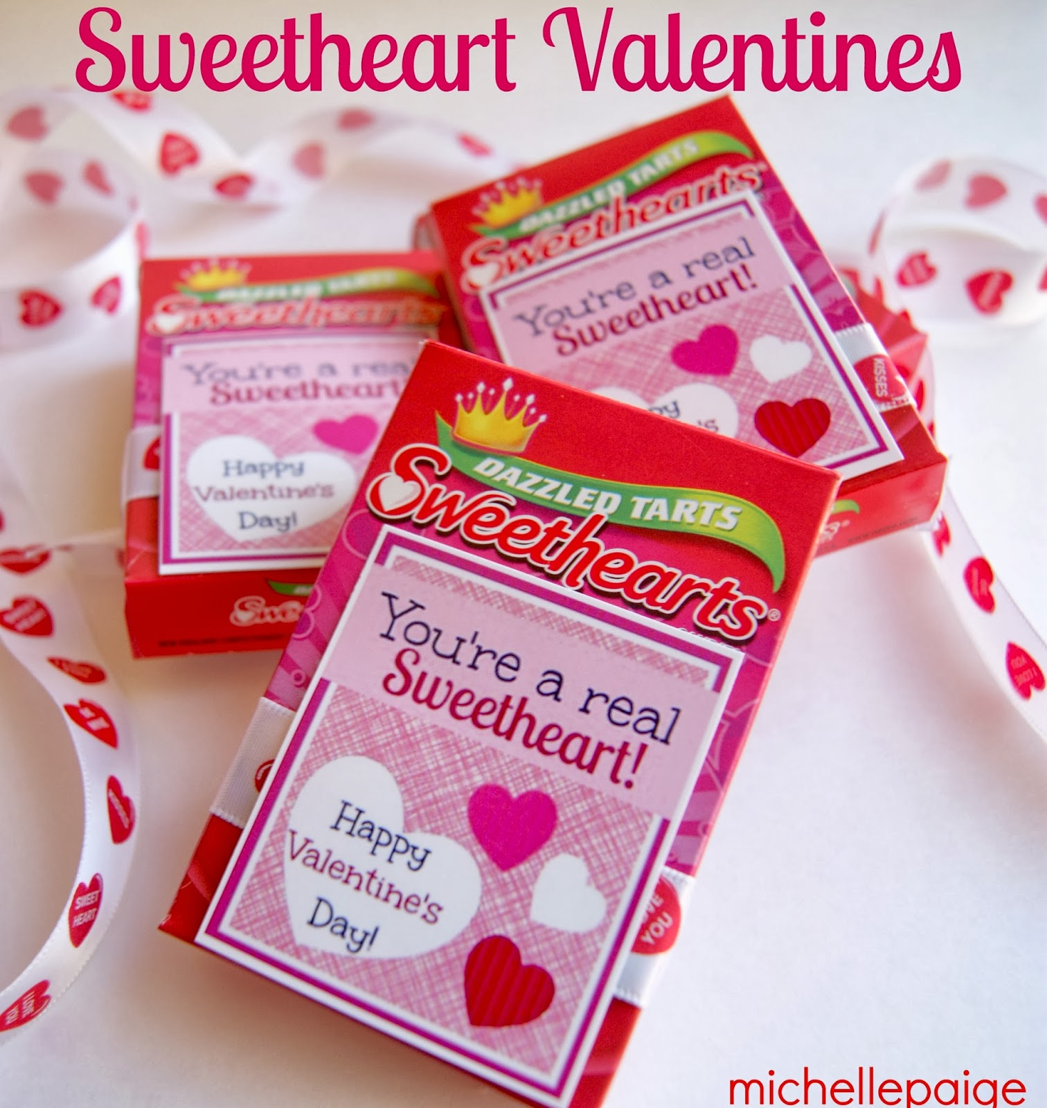 Sweetheart Valentines