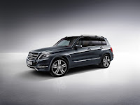 New 2012 Mercedes Benz GLK X204 ReSyled Official High Resolution Image