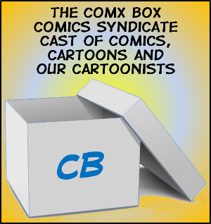 All Of Our Comics and Cartoonists
