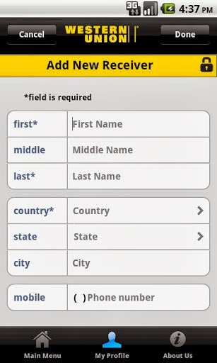 western union bug software  activation code