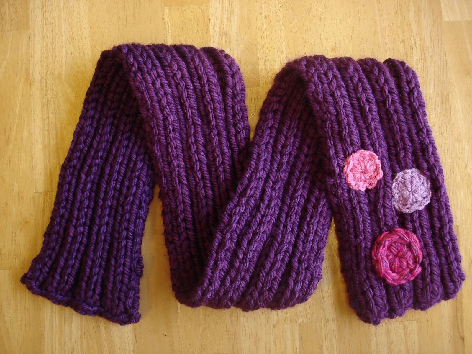 Knitting Patterns For Scarves And Hats : Fiber Flux: Free Knitting Pattern! Her Royal Highness Hat...