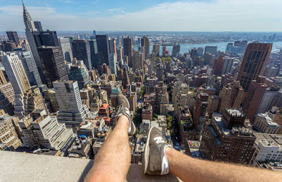 Selfies στα πανύψηλα κτήρια της Νέας Υόρκης!