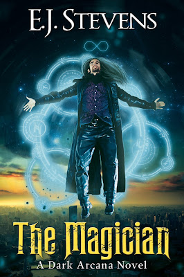 The Magician Dark Arcana Urban Fantasy by E.J. Stevens