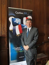 *M. Michel ROBITAILLE, Délégué Général du Québec à Paris*