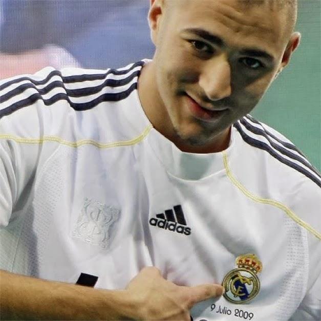 Karim Benzema - Doblete contra el Schalke (0-1) y (0-4)