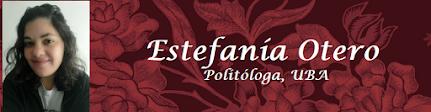 Estefanía Otero