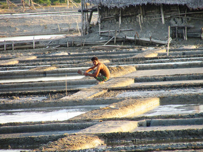 Garam di Kabupaten Jeneponto