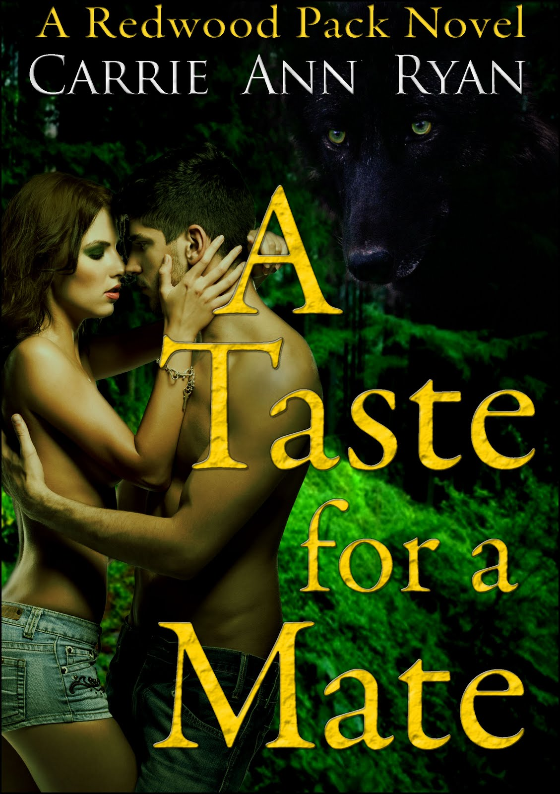 GoddessFish Blog Tour Review: A Taste For A Mate by Carrie Ann Ryan