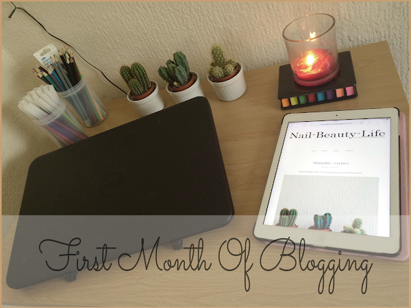 What I Learnt In My First Month Of Blogging