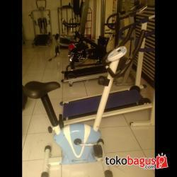 Sepeda Fitness Exercise Magnetic Bike