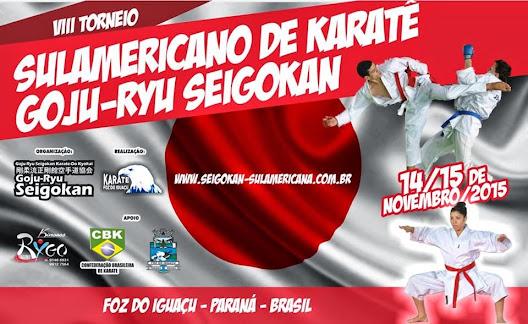 VIII Torneo Sulamericano Seigokan