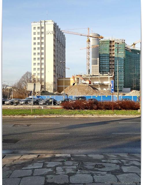 Nowa inwestycja w kwadracie ulic: Prosta - Wronia - Łucka - Towarowa