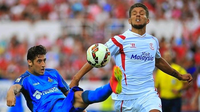 Sevilla vs Getafe en vivo