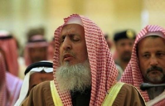Mufti Besar Arab Saudi, Sheikh Abdul Aziz Al-Sheikh