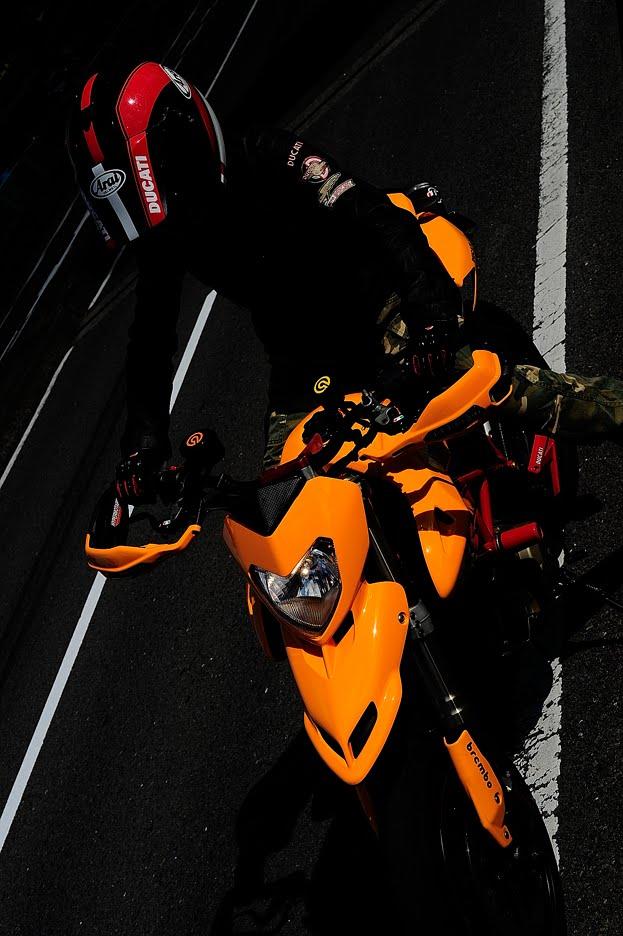 Ducati Hypermotard 1100 S  Yamabuki Yellow  1078cc