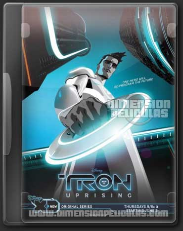 Tron: Uprising (Temporada 1 HDTV Inglés Subtitulado) (2012)
