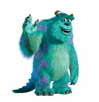 monstruos sa sulley