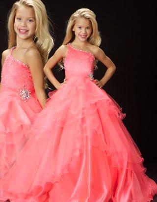 Mac Duggal - Lange Kleider für Mädchen