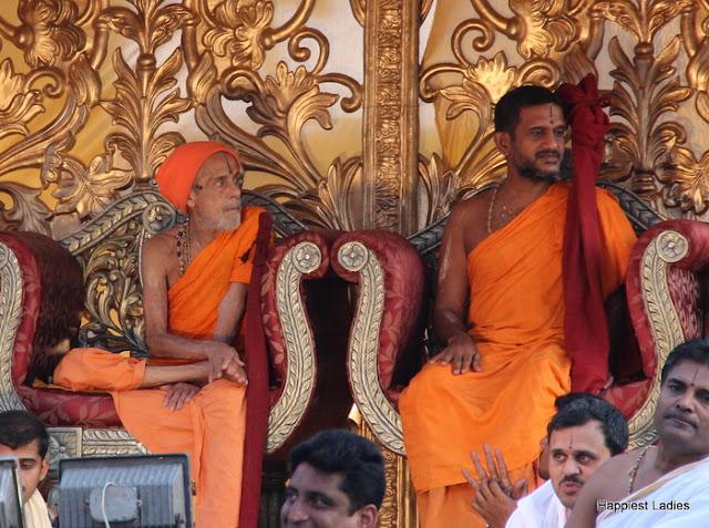 Udupi Paryaya 2016-18 Pura Pravesha Pejawara Swami 31