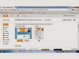 cara menggunakan blog template, cara menggunakan blog dengan baik, cara menggunakan blog di blogger, 0856.4640.4349