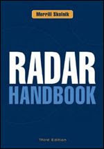 Free eBook,  Radar Handbook By Merrill Skolnik,  PDF Download