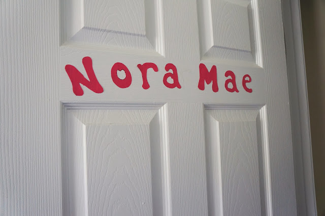 Nora's nursery tour