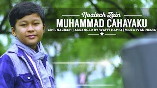 Naziech Zain Junior Nasheed Album Muhammad Cahayaku Vol 1 - Vol 2