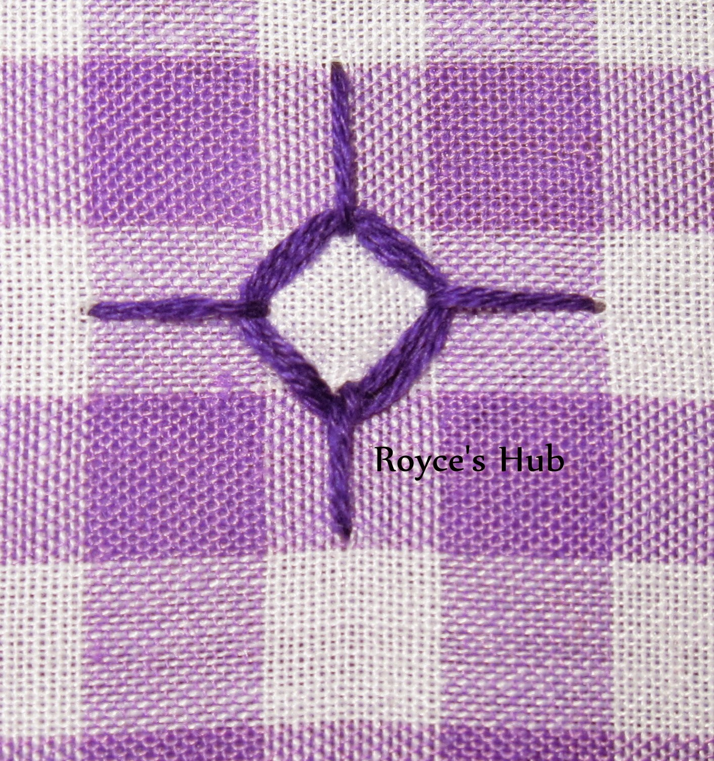 http://roycedavids.blogspot.ae/2014/01/gingham-embroidery-stitches-ii-woven.html