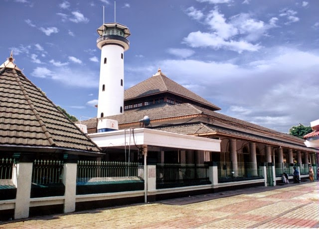 Masjid Ampel - 1421