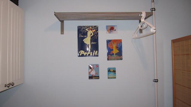 kleines gelbes haus hauswirtschaftsraum mit ikea. Black Bedroom Furniture Sets. Home Design Ideas
