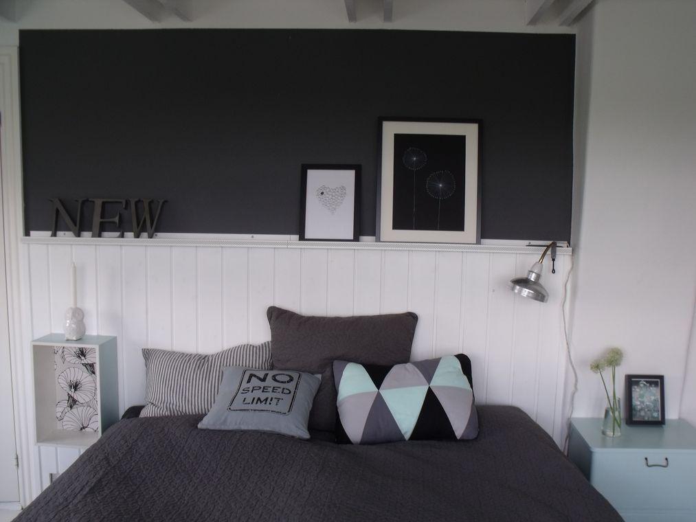 Thomsons univers: soveværelset på plads....