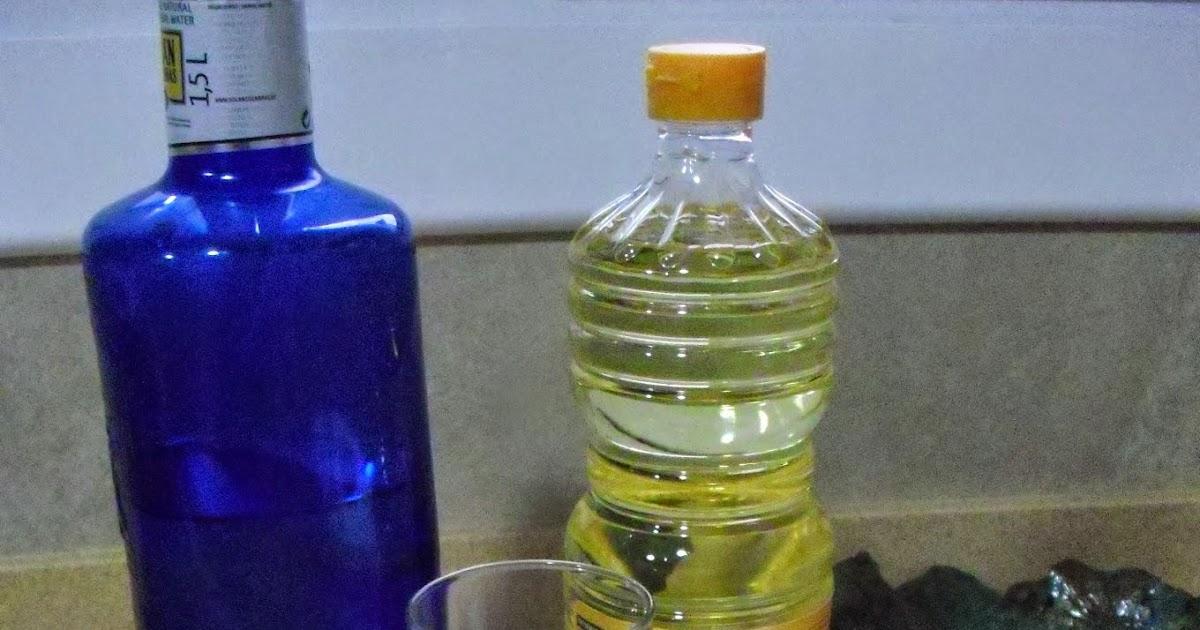 De todo un poco velas con agua y aceite - Velas de agua ...