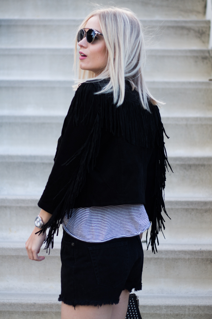 Fashion Attacks outfit Let's Fringe It