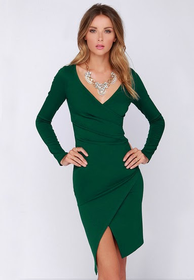 www.sheinside.com/Green-Long-Sleeve-V-Neck-Split-Dress-p-191187-cat-1727.html?aff_id=1238