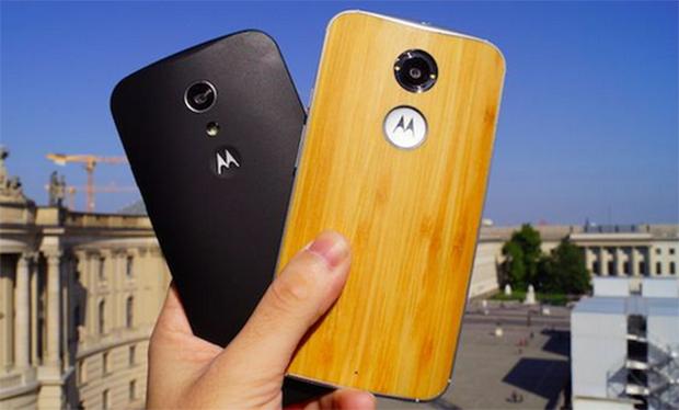 Revelado Nuevo Moto X de Motorola