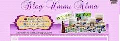 Tempahan Design Blog: Blog Ummi Alma