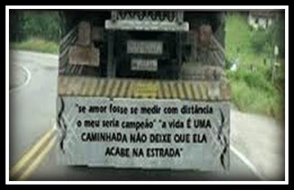 Tag Frases De Parachoque De Caminhão Sobre Inveja
