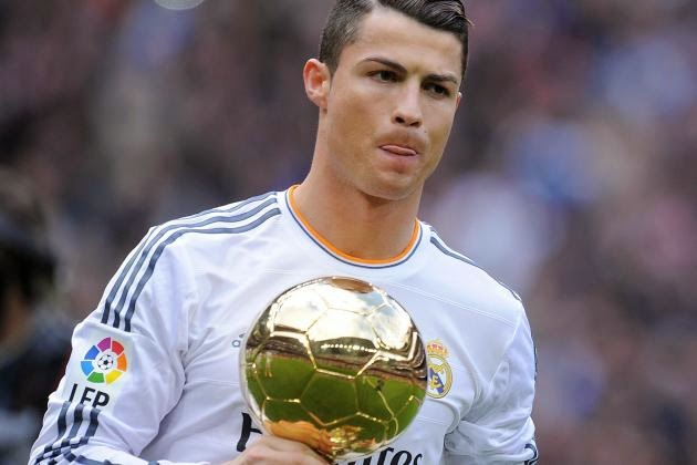 10 Pemain Sepak Bola Terkaya 2014