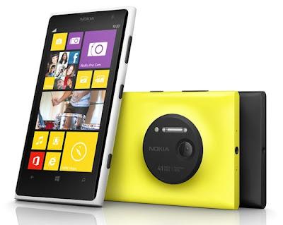 HP Nokia Lumia 1020